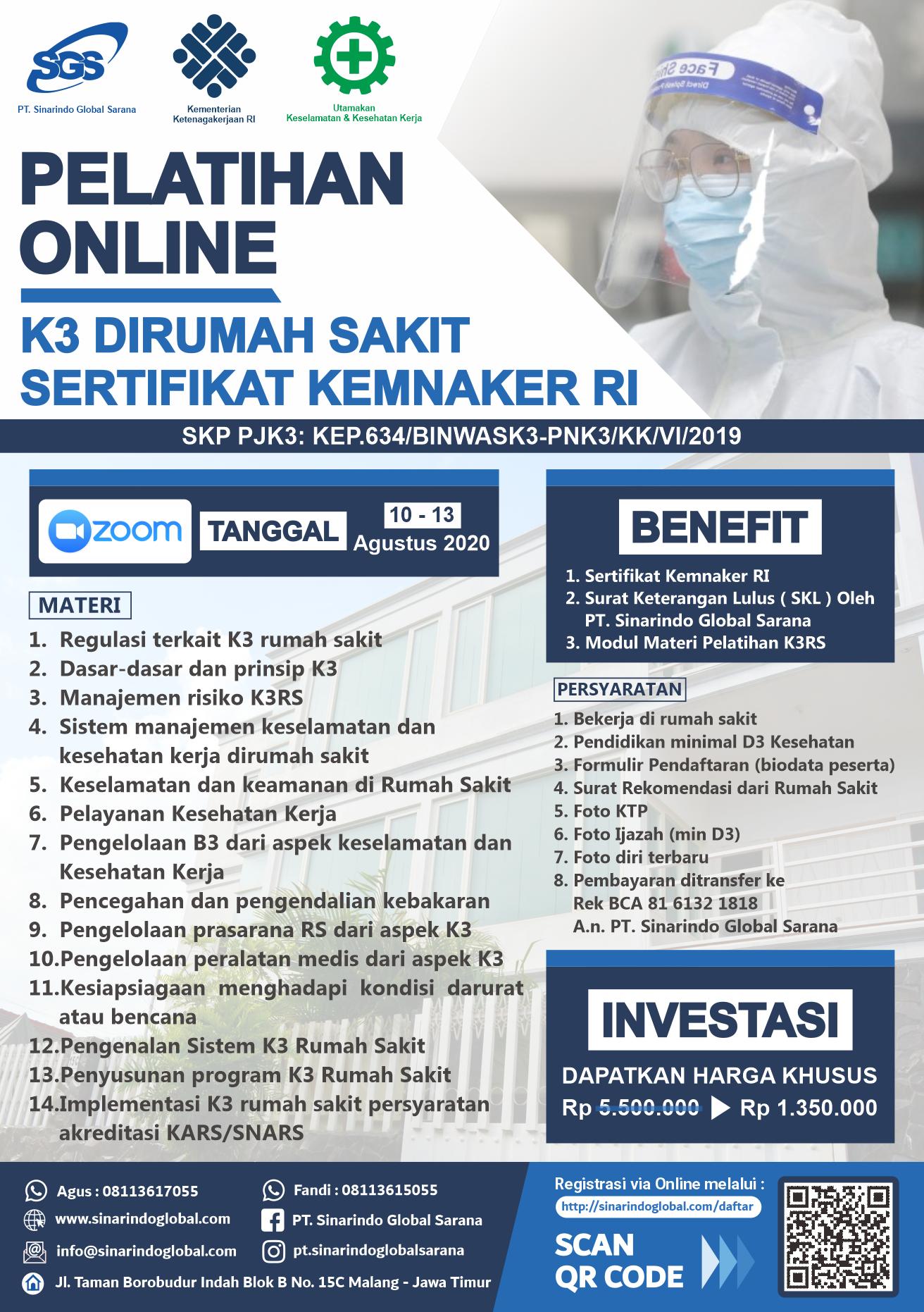 K3 Rumah Sakit